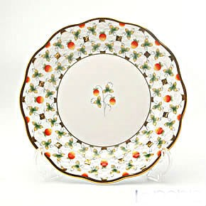 Dinner Plate - Fresh Strawberry
