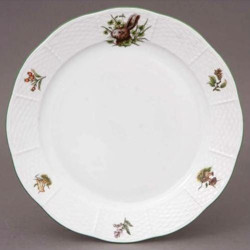 Dinner Plate - Hunter 1