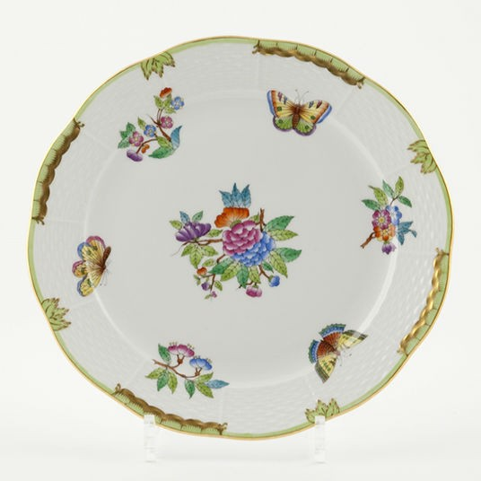 Dinner Plate - Small Victoria