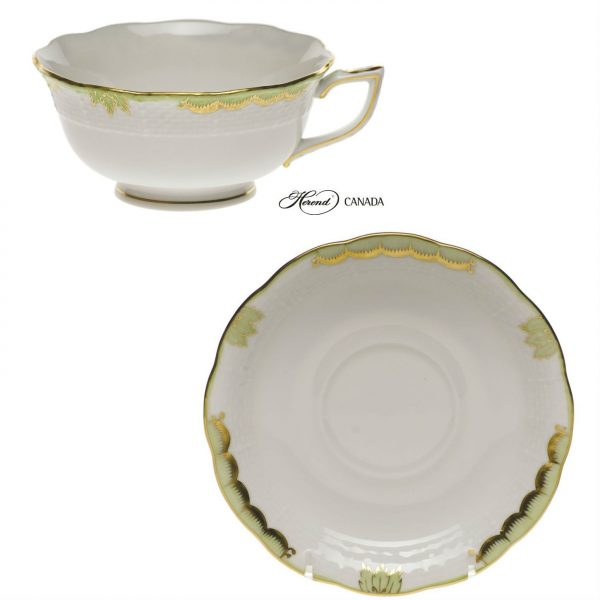 Teacup and Saucer - Princess Victoria
