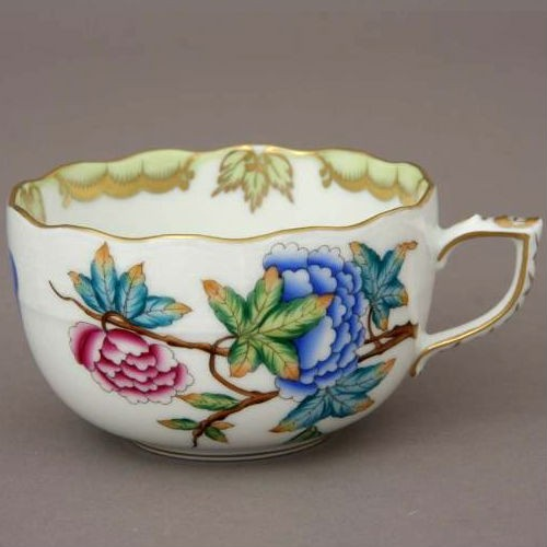 Teacup and Saucer - Museum Victoria