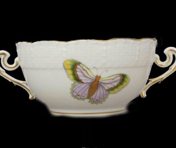 Soup Cup - Royal Garden Butterflies
