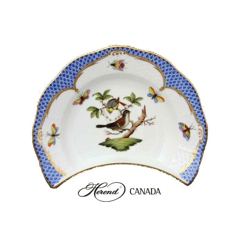 Crescent - Rothschild Bird Blue
