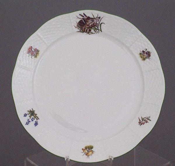 Dinner Plate - Hunting Trophies