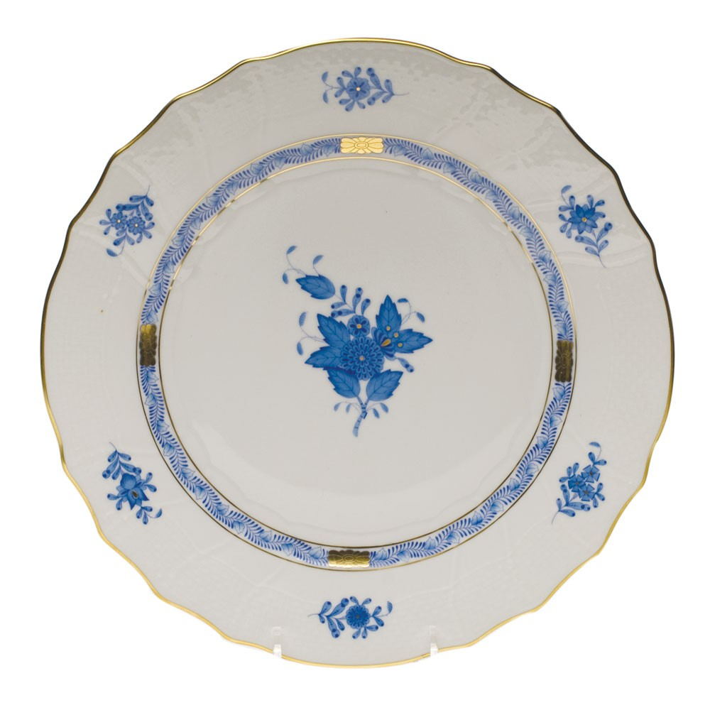 Herend Dinner Plate Chinese Bouquet Colors