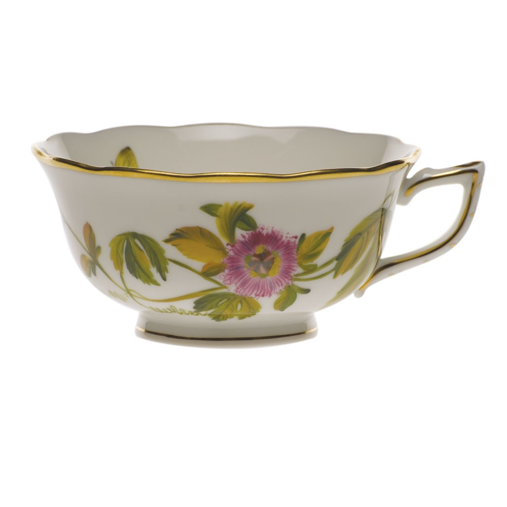Teacup and Saucer - American Wildflower