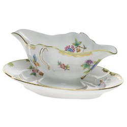 Gravy Boat and Lade