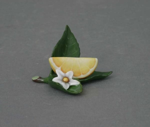 Place-Card Holder - Lemon-On -Leaf