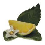 Place-Card Holder - Lemon-On -Leaf