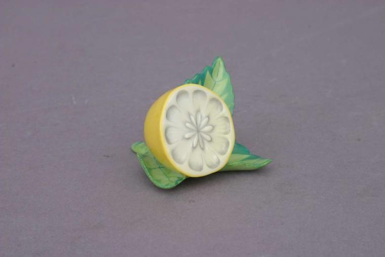 PlaceCard Holder - Lemon-On-Leaf