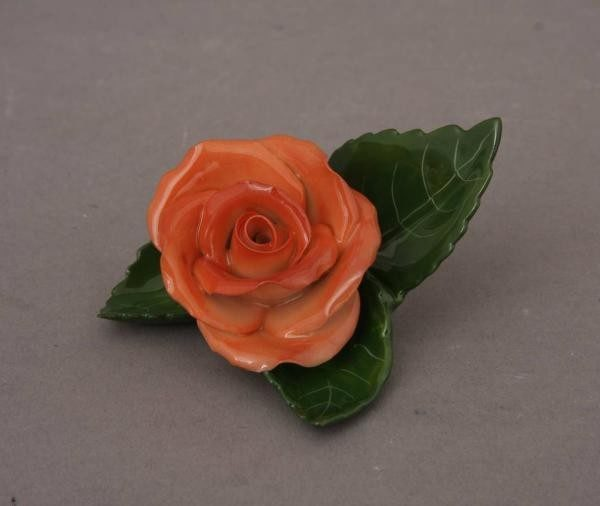 PlaceCard Holder - Rose / Rust