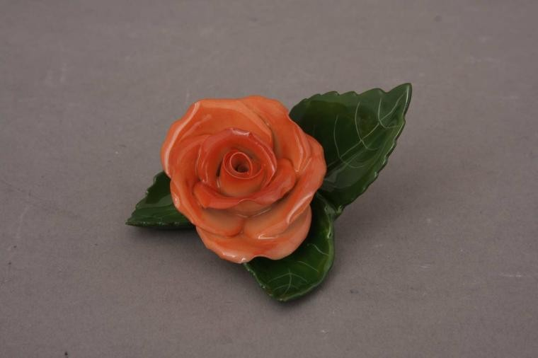 PlaceCard Holder - Rose / Rust