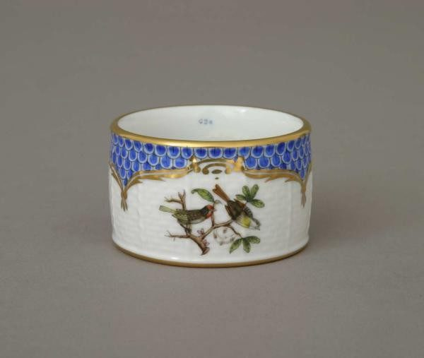 Napkin ring - Rothschild Bird Blue