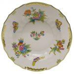 Soup Plate - Queen Victoria