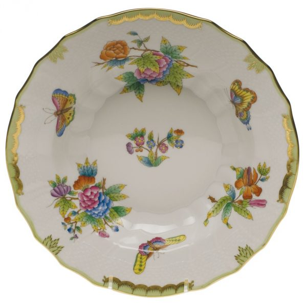 Soup Plate - Queen Victoria