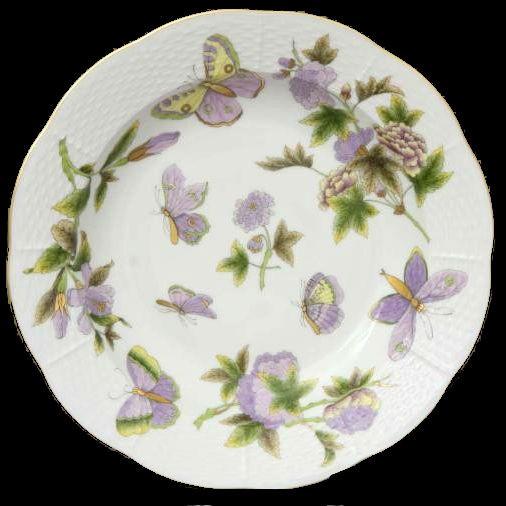 Soup Plate - Royal Garden