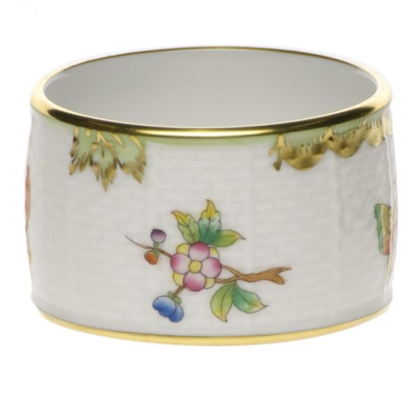 Napkin ring - Queen Victoria