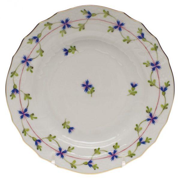 Bread & Butter Plate - Petit Blue Garland