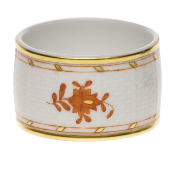 Napkin ring - Chinese Bouquet (Assorted Colors)