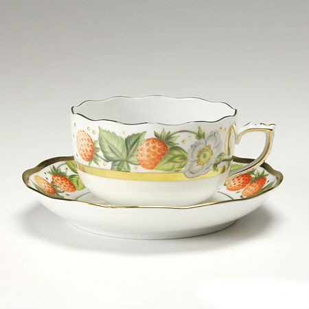 Teacup - Berries Gold Edition
