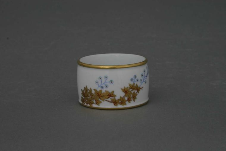 Napkin ring - Butterfly and Bamboo