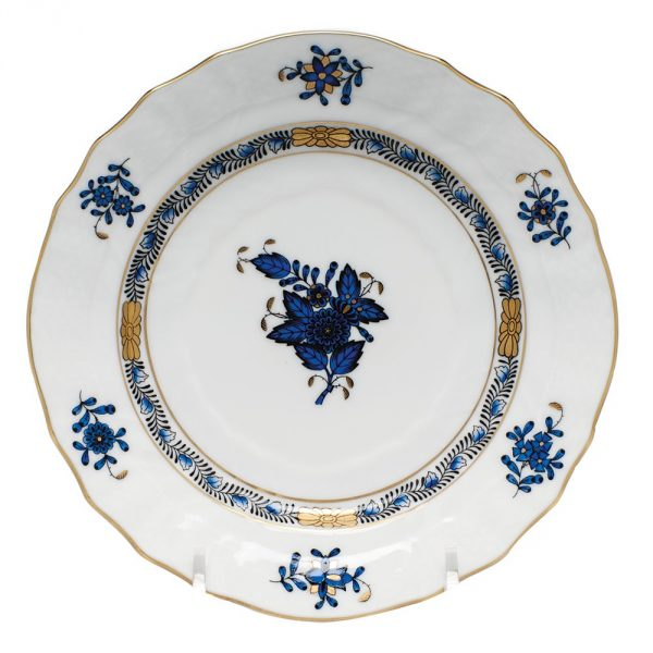 Herend Salad Plate Chinese Bouquet Colors