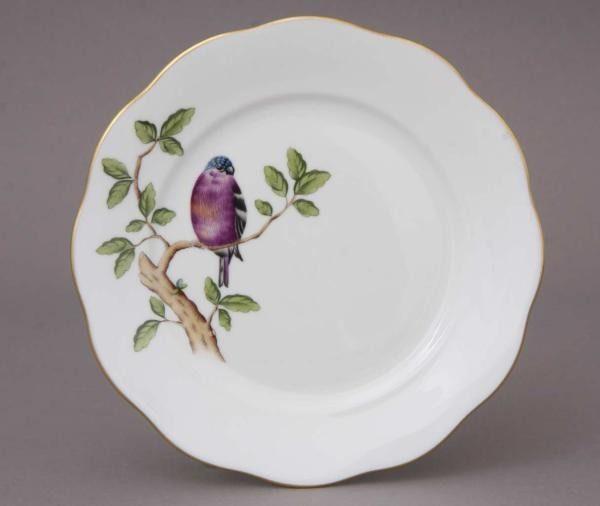 Bread & Butter Plate - Songbird