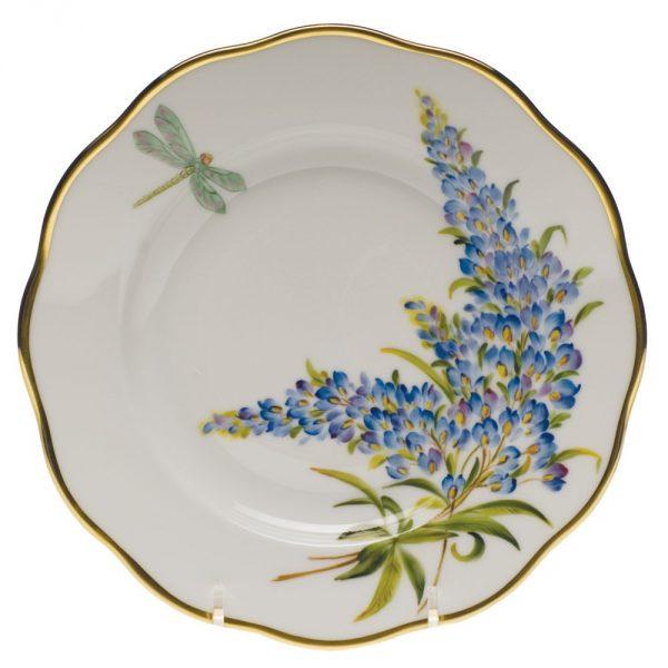 Salad Plate - American Wildflower Colors