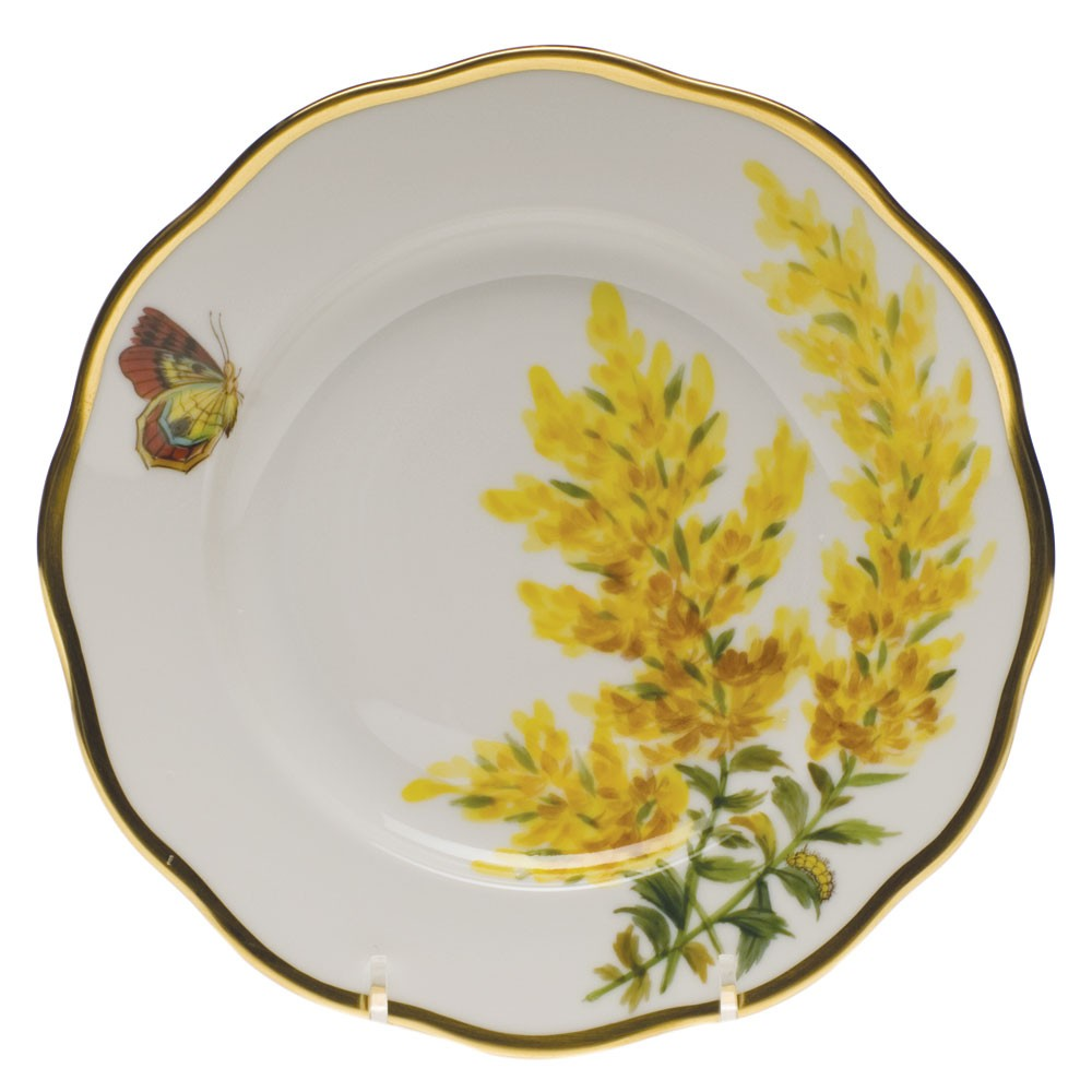 Salad Plate - American Wildflower Colors