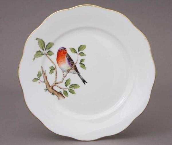 Salad Plate - Songbird
