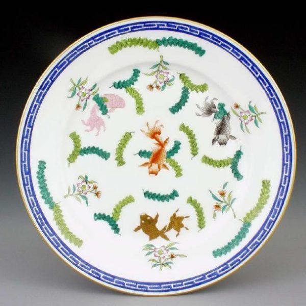Dinner Plate - Poisson