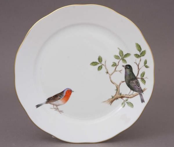 Dinner Plate - Songbird