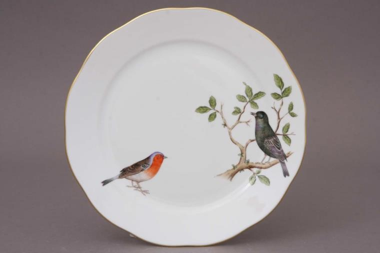 Dinner Plate - Songbird