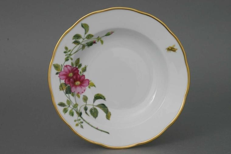 Soup Plate - American Wildflower