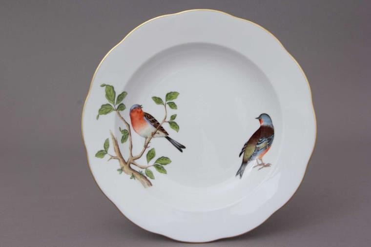 Soup Plate - Songbird