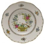 Soup Plate - Indian Basket Multicolor