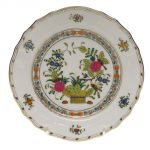 Bread & Butter Plate - Indian Basket Multicolor