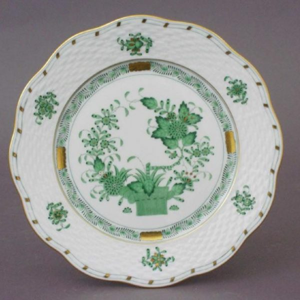 Salad Plate - Chinese Bouquet (Assorted Colors)
