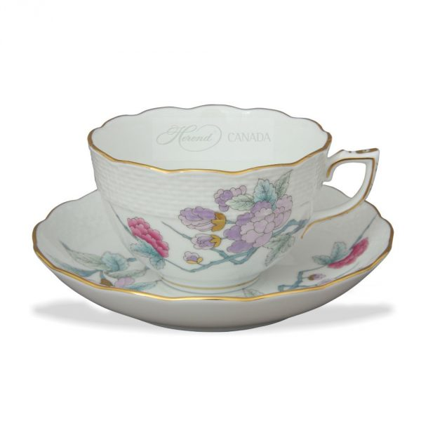 Teacup - Royal Garden Flowers