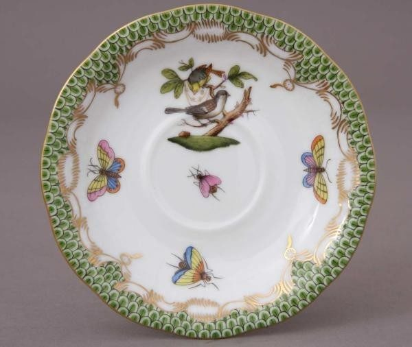 Coffee Cup - Rothschild Bird Maroone