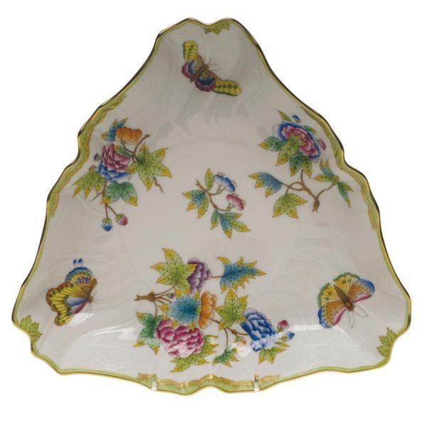 Triangle Dish - Queen Victoria