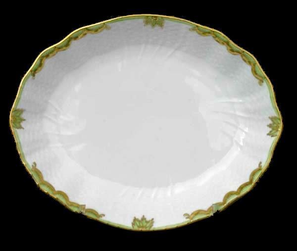 Small Oval dish - Princess Victoria