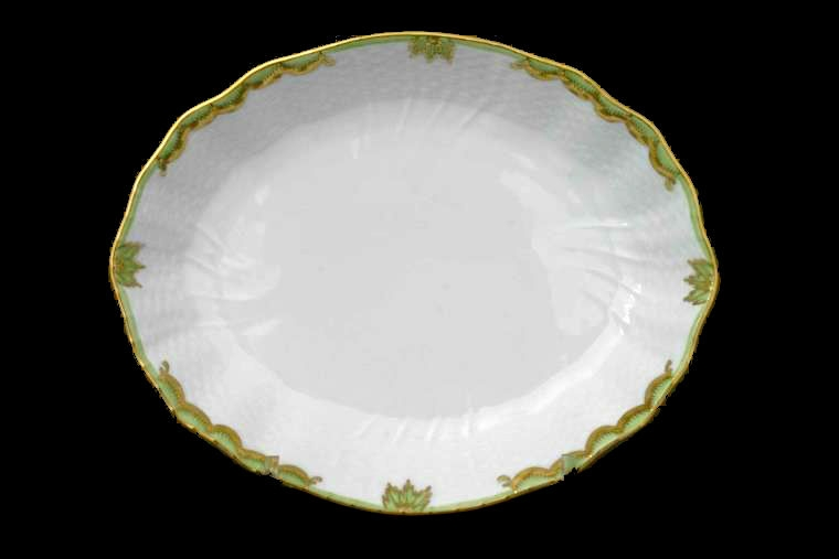 Small Oval dish - Princess Victoria