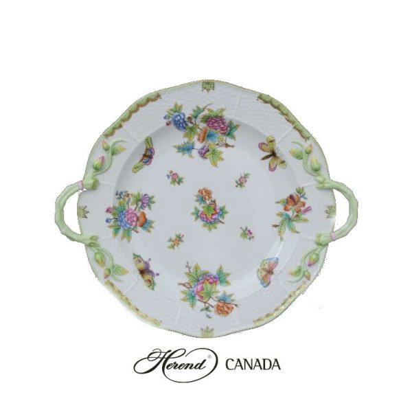 Cake Plate - Queen Victoria