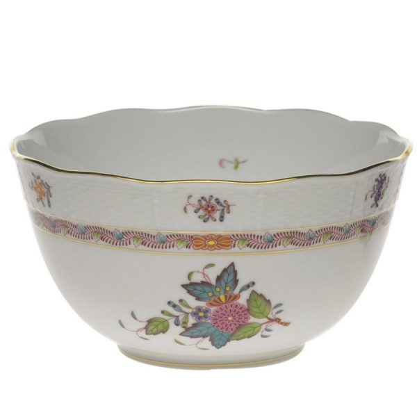Cereal Bowl - Chinese Bouquet (3.5 PT)