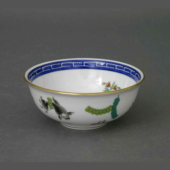 Cereal Bowl - Chinese Fish