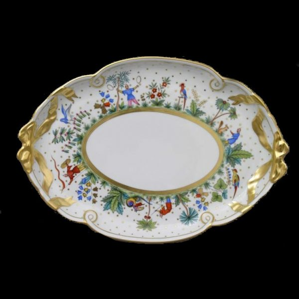 Ribbon Tray - Oriental Showmen