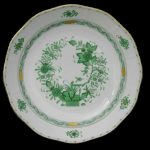 Vegetable Dish - Indian Basket Green