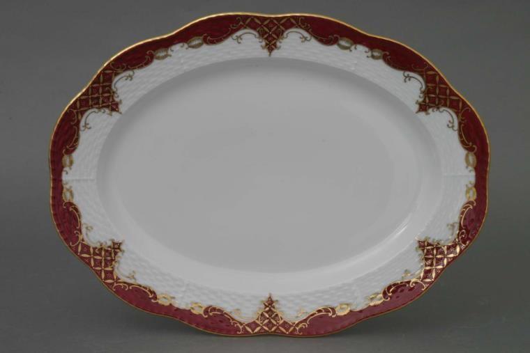 Medium Oval dish - Amanda