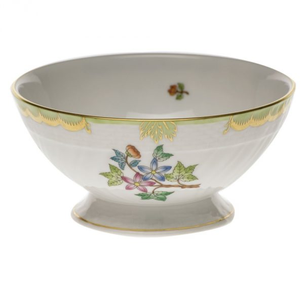 Footed bowl - Queen Victoria